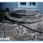 Oregon, WI concrete cleaning